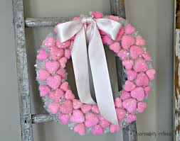 Sweet shabby chic valentines day decor ideas Funny Valentine Shabby Chic Style Home And Gorgeous Valentine Decor Top 10 Dollar Tree Valentines Decor And More Debbiedoos