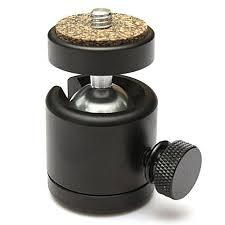 Universal <b>Mini Ball Head</b> Screw Mount For DSLR Camera Tripod ...