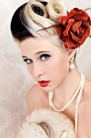 Pin Ups Hair Style pin up updo hairstyles for long hair pin up hairstyles wedding 2514 by wearticles.com