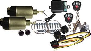 door popper kit for 2 door 2 remotes 80 lbs popper system main image