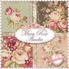 A beautiful, Victorian-inspired collection from Quilt Gate Fabrics ... & A beautiful, Victorian-inspired collection from Quilt Gate Fabrics, Mary  Rose Amelia brings you all the vintage charm you need! http://www.shabbyfa… Adamdwight.com