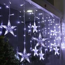 Dây đèn LED hình ngôi sao lấp lánh giảm chỉ còn 283,521 đ