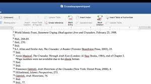 Examples Of Footnotes In Arch Paper Samples How To Set Up Chicago