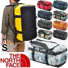 North Face The North Face Base Camp Duffel Bag Bc Series Boston Bag Backpack Outdoor Men Gap Dis Bag Small Size Nm81554