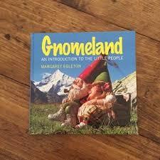 book other garden gnomes garden gnome book