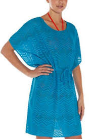 New Mario Serrani Womens Swim Cover Up Dress Cover Up