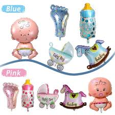 boy girl baby shower foil giant christening super shape balloons party decoration kids 87431 chandelier decorations party chandelier party decoration from