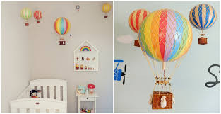 Except for those decorations, here is the home decor that you can get.  These are much cuter, and they are suitable for the nursery.