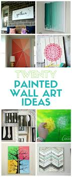 diy home painting ideas. create diy home decor you are proud of and paint your own wall art! a diy painting ideas