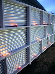 corrugated metal fences corrugated fence panel modern corrugated metal fence corrugated metal fence panels corrugated metal