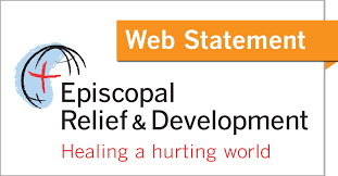 forward movement takes over fulfillment for episcopal relief development