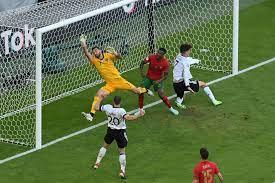ألمانيا تشعل منافسات المجموعة السادسة ليورو 2020 برباعية الفوز على البرتغال  - CNN Arabic