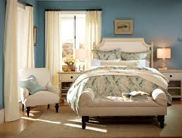 Paint Colors For Guest Bedroom Bedroom Featuring Paint Color Smokey Blue Sw 7604 From The