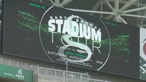 Garth Brooks Seating Chart Calgary Garth Brooks Playing Reginas Mosaic Stadium Globalnews Ca