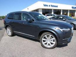 2018 volvo denim blue. beautiful volvo new 2018 volvo xc90 t6 awd inscription suv richmond for volvo denim blue g