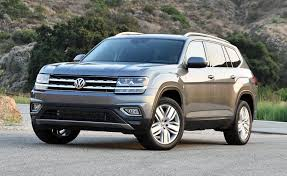 2018 volkswagen atlas. brilliant atlas with the debut of 2018 atlas volkswagen finally understands that  americans like big suvs and volkswagen atlas