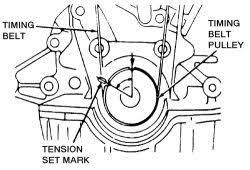 SOLVED: How to aligned timing set mark on isuzu 4hf1 - Fixya
