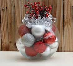Candy Cane Themed Decorations Christmas Centerpiece Red and Silver Holiday Decor Candy 47