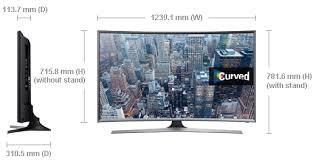 samsung 55 inch curved tv. dimension of ue55j6300akxxu samsung 55 inch curved tv