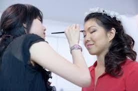 olivia ha on the job asian makeup artist toronto
