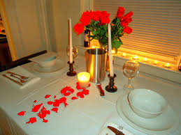 marvelous dining room excllent romantic table sets using white picture of dinner setup popular and setting