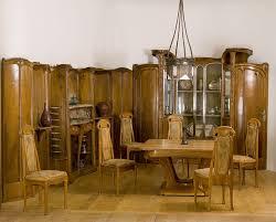 art nouveau dining room set. art nouveau. hôtel guimard\u0027s dining room, c. 1909, woodwork and pear tree wood, petit palais museum. nouveau room set