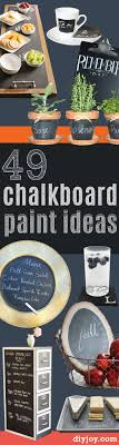 Chalkboard Paint Kitchen 52 Diy Chalkboard Paint Ideas For Furniture And Decor Diy Joy