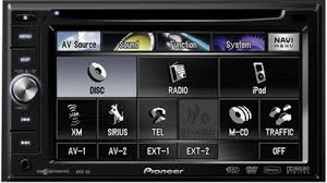 gps system accessories pioneer avic d3 in dash gps navigation pioneer radio with navigation at Pioneer Radio With Navigation