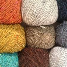 Rowan Fine Tweed Colour Chart Rowan Fine Tweed 25g The Wool Sanctuary