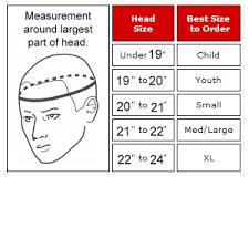 Century Sparring Gear Size Chart Black Century Sparring Headgear