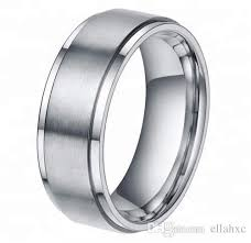 Tungsten Carbide Ring Size Chart 8mm Tungsten Carbide Rings Hi Tech Wedding Bands Men And Women Tungsten Ring