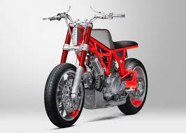 umc sf and marin customise ducati scrambler motorcycle