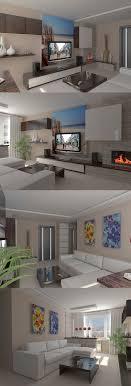 Modern Living Room Interior Designs Decor Inspiration Modern Wall Units Design And Inspiration