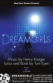 Dreamgirls Program By Mad Cow Theatre Issuu