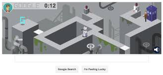 google doodle games you can play. Fine Play Google Marks 50th Anniversary Of Doctor Who With Multilevel Game Doodle   9to5Google To Doodle Games You Can Play S
