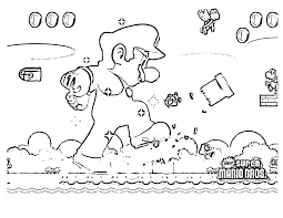 Mario Brothers Coloring Pages And Printable Coloring Pages Brothers