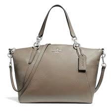 where can i new coach 26917 small kelsey pebble leather satchel handbag fog 3ecf4 e2c5f