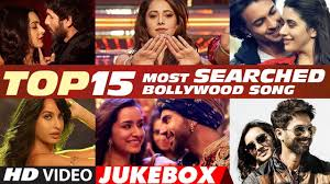 T Series Top 15 Most Searched Bollywood Songs 2018 Video Jukebox