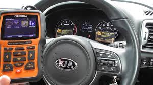 2011 Kia Sorento Airbag Light Reset Kia Airbag Light Reset Nt510 Diagnostic World