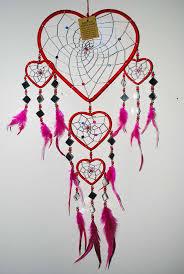 Dream Catcher Purpose Heart Red Dream Catcher 22