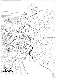Barbie Coloring Pages Free Fairy Princess Coloring Page Fairy