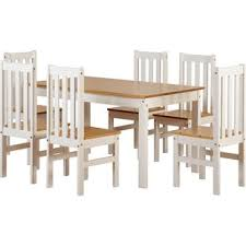 alexandira dining set with 6 chairs