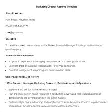 Marketing Resume Skills Stunning Examples Of Marketing Resumes Marketing Resumes Sample Sample Resume