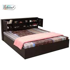 Queen Size Bed Frame With Storage Underneath Luxury Big Home ...