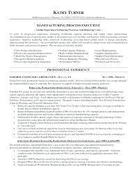 sample resume supervisor position senior manufacturing engineer resume sample samples production
