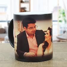 personalized magic mug gifts to india