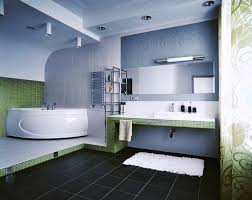 Bathroom Paint Grey Bathroom Amazing White Round Bathtub And Simple Vanity Sink For