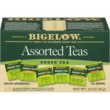 bigelow orted green teas
