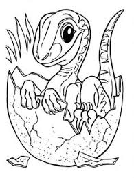 Small Picture Jurassic Park Coloring Pages coloring pages Pinterest