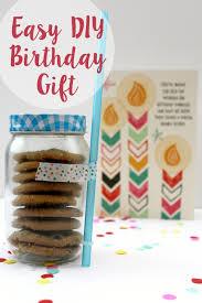 easy diy birthday gift life ancd